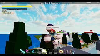 Ho avuto modo di livello 300 primo video modificato dragon ball finale stand roblox :D