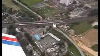 Train crash 8.8.08 czech rep. Studénka