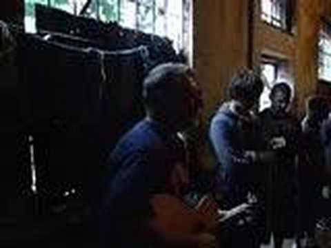andre de villiers mozambique prison song