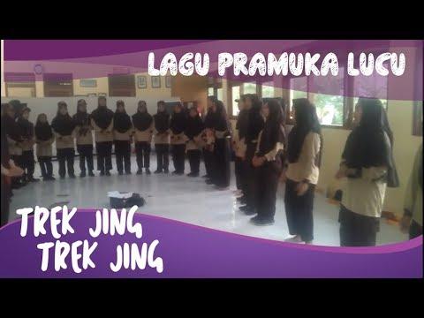 Lagu Pramuka Lucu: Trek Jing Trek Jing