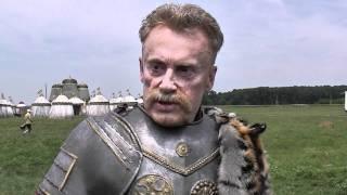 Bitwa pod Wiedniem - Daniel Olbrychski prosto z planu