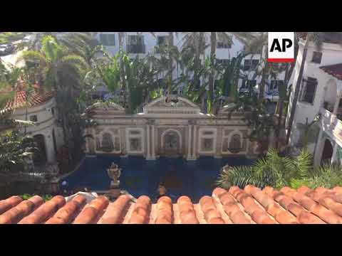 Versace's Former Mansion Now A Luxury Hotel In Miami Beach