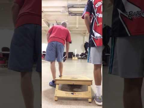 2016 ACO September Columbus Regional Championship: David Morse vs Chad Mayberry
