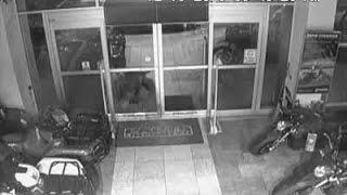 Four dirt bikes stolen in latest Lakeland smash-and-go burglary
