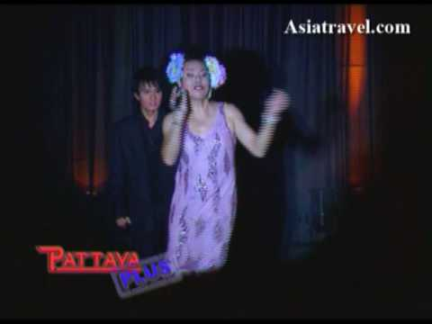 Cross dressing Performance and Interview, Thailand by Asiatravel.com
