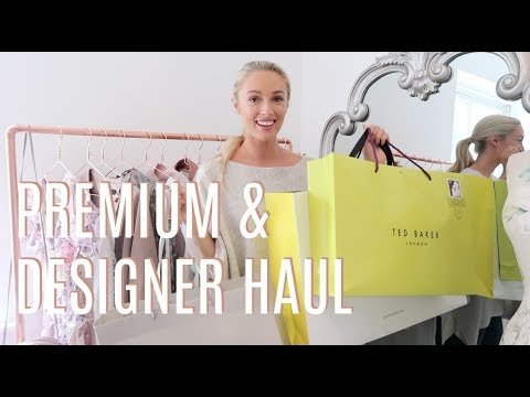 PREMIUM AUTUMN HAUL // Investment Pieces & Wardrobe Staples // FASHION MUMBLR