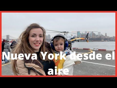 Tour en helicóptero por Nueva York.