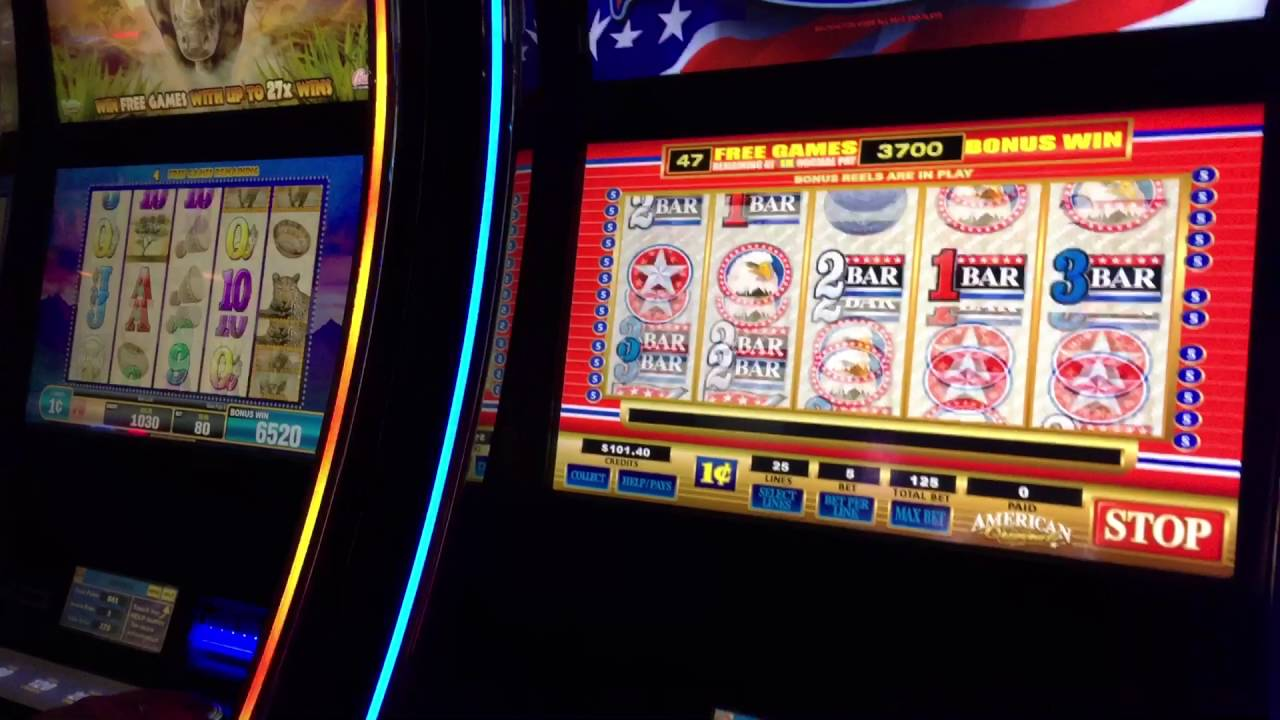 American Original Slot Machine Online Free