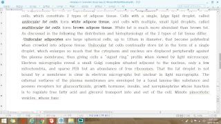 Studycam Newbie :) Making a Summary Note - [Histology] Connective Tissue