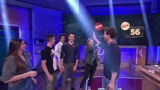 Keine ABBA-Fragen in der Abschlussprüfungen für Thomas Hermanns