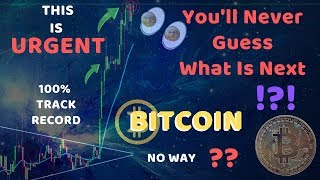 MUST SEE!! BITCOIN IS ABOUT TO SHOCK YOU - NOBODY EXPECTS IT | ALTCOINS SOAR - URGENT