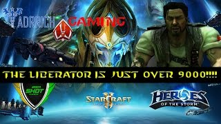 SC2 Lotv: Liberators STILL OP!