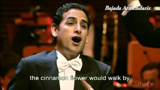 La Flor de la Canela - Juan Diego Flórez