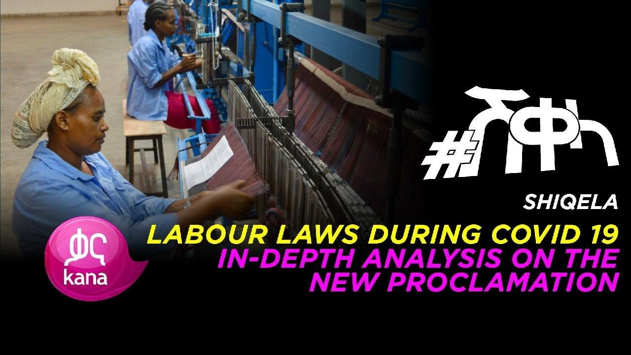 Labour Law During COVID-19 |Sheqela