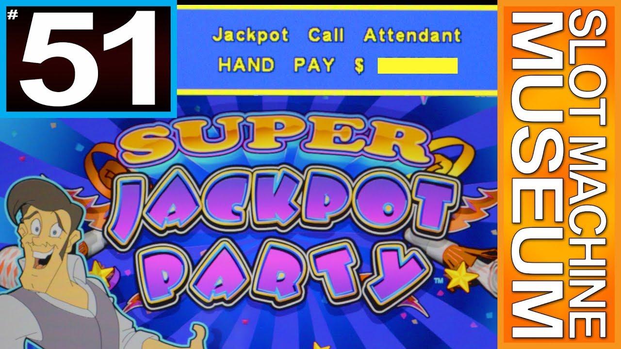 Free Super Jackpot Party Slot Machine
