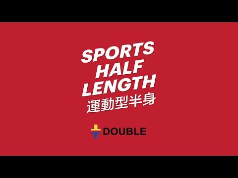 【DoubleMalaysia】Sport Bandage Velcro 黏贴绷带束胸衣