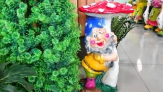 Садовые гномики купить купить для интерьера квартиры ландшафта сада дачи дома(, 2015-05-06T13:33:32.000Z)