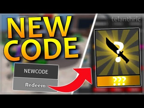 Murder Mystery 2 New Code 2020 May Not Expired Youtube