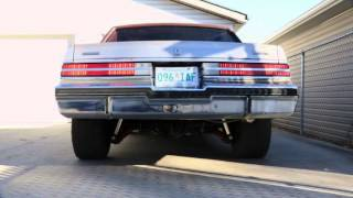 Buick Regal GN LED Tail Lights