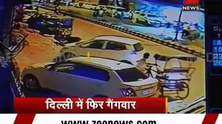 Caught on Camera: Former INLD MLA Bharat Singh shot dead in Delhi