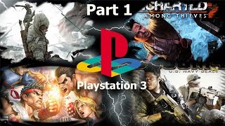 TOP PS3 GAMES (PART 1) OVER 700 GAMES!!(A huge collection of best PS3 games 2006-2015 that contains Sport , Fighting , Racing , Adventure , Horror , Shooter , RPG , Strategy , Puzzle , Classic and ..., 2015-08-27T17:00:47.000Z)