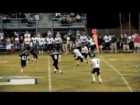 5 Dylan Hartigan Highlight Film  GH vs. Leesville 082412