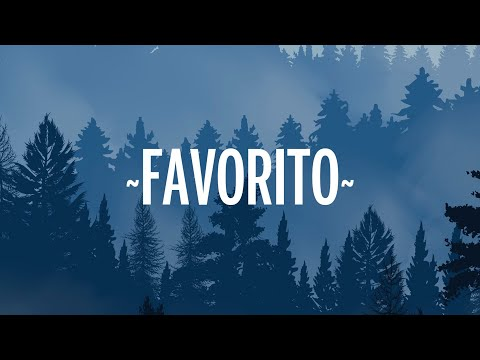 Camilo – Favorito (Letra/Lyrics)