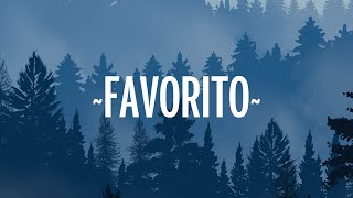 Camilo - Favorito (Letra/Lyrics)