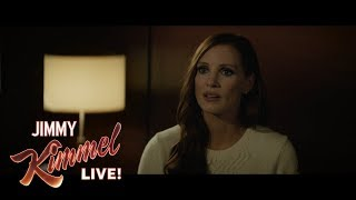 Jessica Chastain on Molly's Game