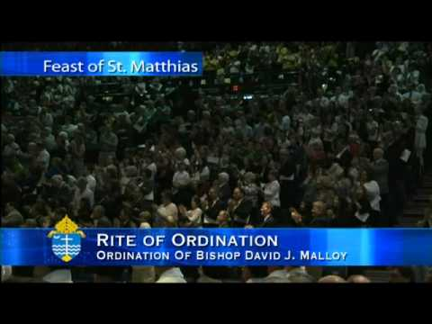 Ordination and Installation of David J Malloy as the 9th Bishop of Rockford