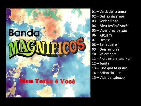 Banda Magníficos - Meu tesão é você - Vol02
