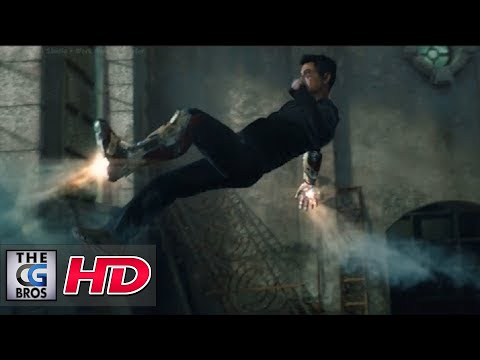 "CGI VFX Showreels HD: ""VFX Reel"" - by Balazs Drenkovics"