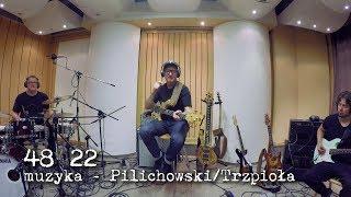 """Jak zagrać """"48 22"""" z płyty Vandal - Wojtek Pilichowski band, gitara, bas, perkusja"""