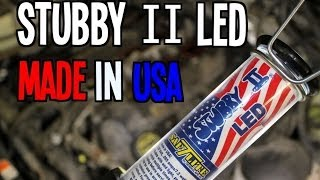 Saf-T-Lite : Stubby II LED Work Light - MADE IN USA