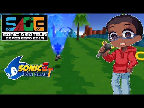 D-Money107 Plays: Sonic GT (Final Demo)