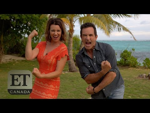 Jeff Probst Shares Insights On Possible Celebrity 'Survivor' | SURVIVOR