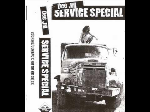 Dee Jill Corrosive - Service Special Mixtape - Face A