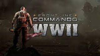 Frontline command ww2 Gameplay
