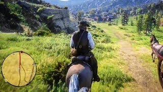 Red Dead Redemption 2: Realistic Graphics (Gameplay)