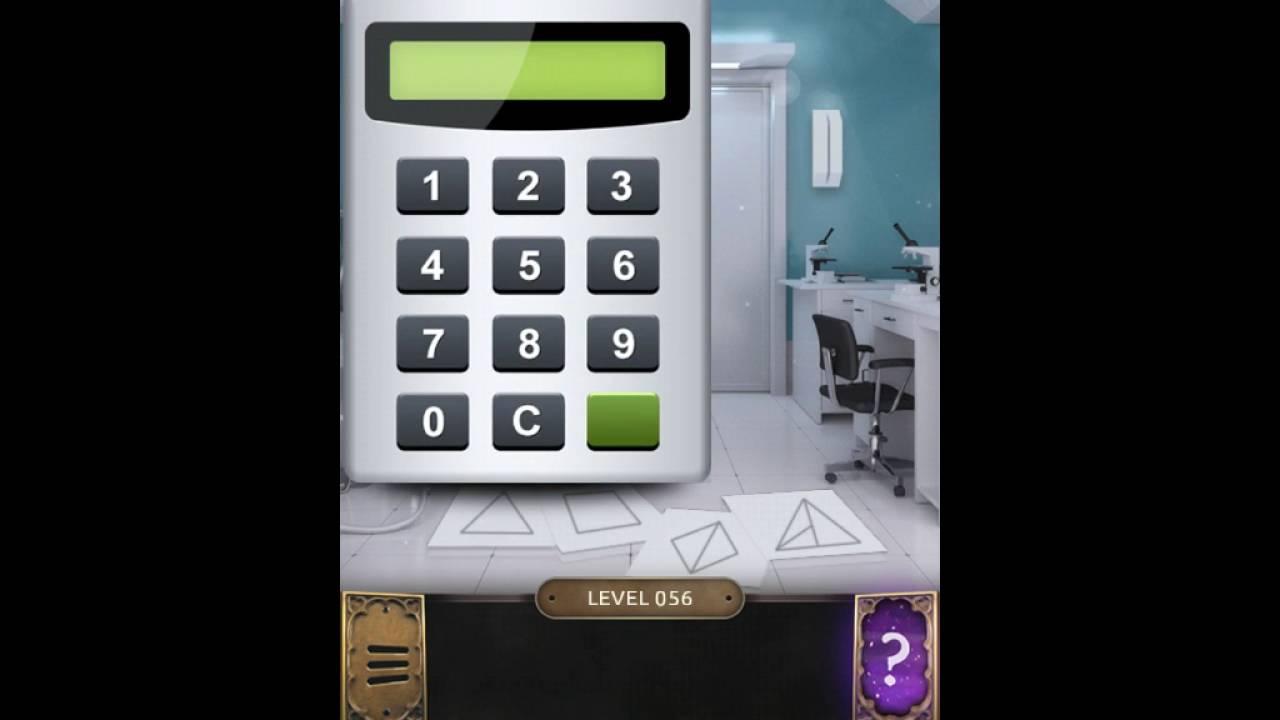 100 Doors Challenge Level 56 Youtube