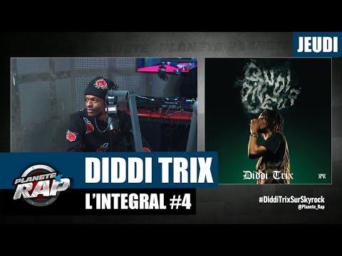 Youtube: Planète Rap – Diddi Trix (L'intégral) #Jeudi