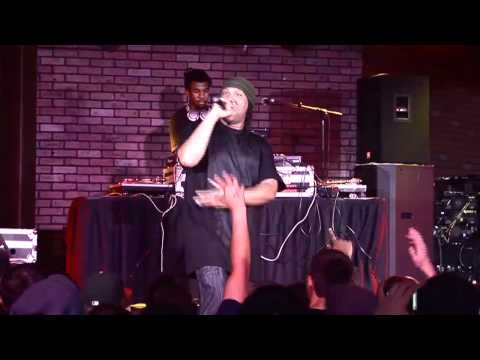 KRS-One - 9mm Goes Bang - Live in San Jose