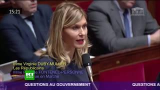 Assemblée nationale : séance de questions au gouvernement