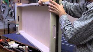 37 Of 47 • How To Make The Ultimate Work Table • A Woodworking Project