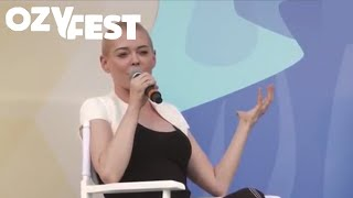 #MeToo With Rose McGowan Live From OZY Fest