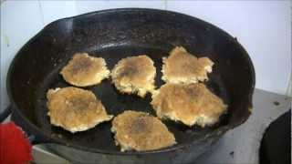 Breakfast Sausage Patties Recipe From Chicken Breast Or Thighs