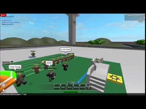 ROBLOX: Allied Airborne SHOUT OUT TO FLAWLESSCOOL123
