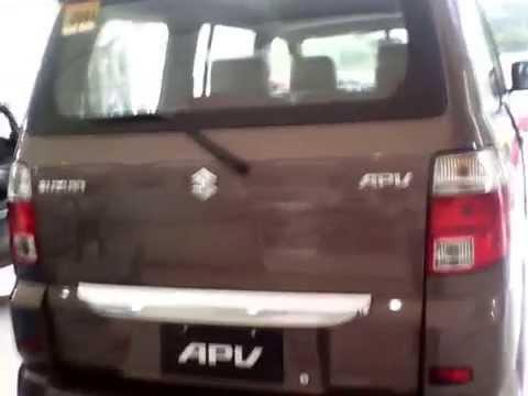 Suzuki Apv Glx Review
