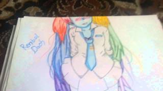 - Мои рисунки пони