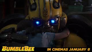 Discover the origin of a hero. #BumblebeeMovie